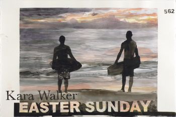 Kara Walker Easter Sunday  (muse/museum series)